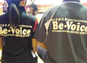 【Be-Voiceバドミントンクラブ】