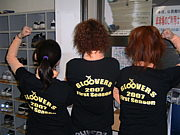 GLOOVERS  山形チア