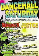 Dancehall Saturday