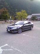レガシィ tuned by sti