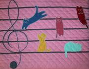 子供にバイオリン教えています