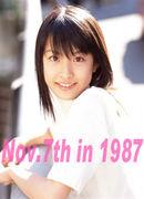 ★1987年11月7日生まれ★