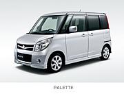 PALETTE/ROOX/フレアワゴン