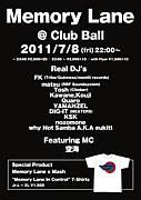 Memory Lane @Ball