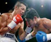 K-1よりボクシング!