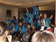 テンプル大学 和ダンスチーム