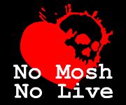 J-Rock LIVEでモッシュ希望!
