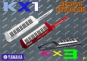YAMAHA KX1 with KX3