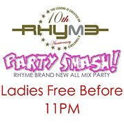 ☆PARTY SMASH!☆@RHYME