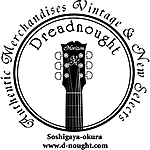 Vintage&Used 【Dreadnought】