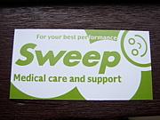 治療院 sweep