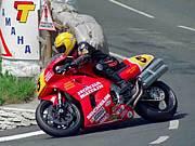 スーパーバイクでツーリング!