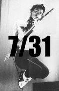 7月31日が誕生日の人!