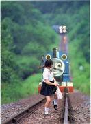 列車の通過が怖い