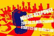 MUSIC RESPONSE