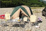 のんびりキャンプに行こう!