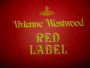 Vivienne Westwood -RED��LABEL-