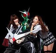 仮面ライダー×AKB48
