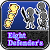 [mixiアプリ] Eight Defender's