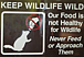 Keep Wildlife Wlid