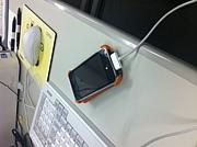 他人の充電器を使う・使われる