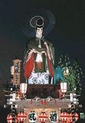佐原の祭り