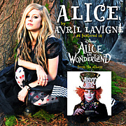 "Avril Lavigne""Alice"""