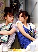 【ブザー・ビート】莉子と麻衣