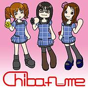 【ニコ動】chibafume 応援!
