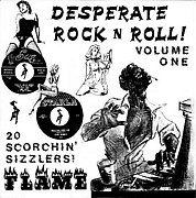 DESPERATE ROCK'N'ROLL