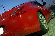 【赤組】赤い車の集まり
