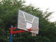 航空公園でバスケしたい!!