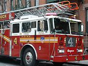 アメリカの消防車好き!