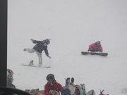 私をスキーに連れてって!