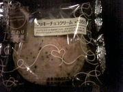 クッキーチョコクリーム