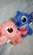 .+:Stitch&Angel+;*