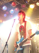 Bassist・西山史晃