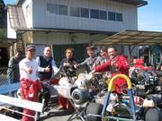 関西のカートチーム