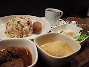 スリランカ料理ポルポル