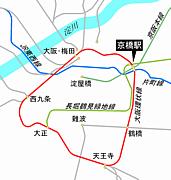 京橋風俗漫遊記(in大阪)