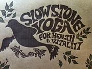 ヨガ in 川越  slow stone yoga