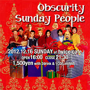 Obscurity Sunday People