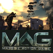 PS3 MAG -Massive Action Game-