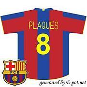 FC PLAQUES