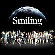 Smiling - we walk with all -