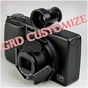 GRD Customize!!【GR DIGITAL】