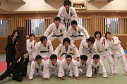 武蔵大学柔道部