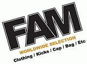SELECT SHOP『FAM』