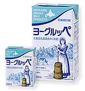 北海道日高ヨーグルッペ