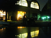 鷹の台中央公園 中央体育館